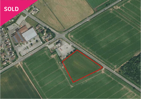 Land adjoining Robin Hood SOLD-01