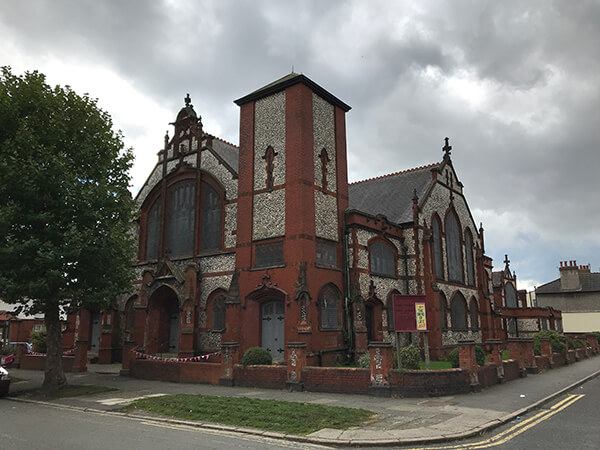 Dovedale Baptist Church, Liverpool