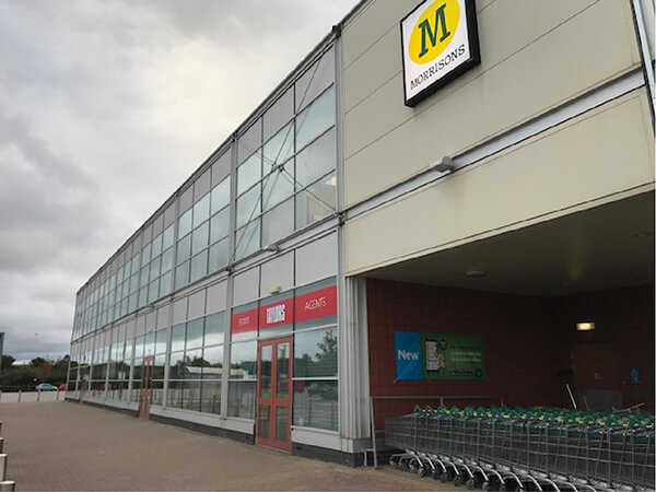 Unit 1, Morrisons, International Sports Village