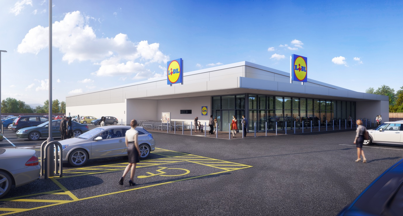 Image of Lidl Store_Oct 2018