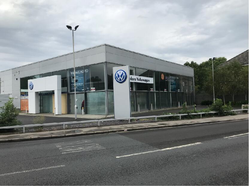 Former VW_Mitcham