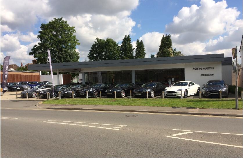 Aston Martin_Amersham