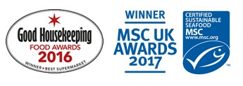 Good housekeeping MSC UK Awards