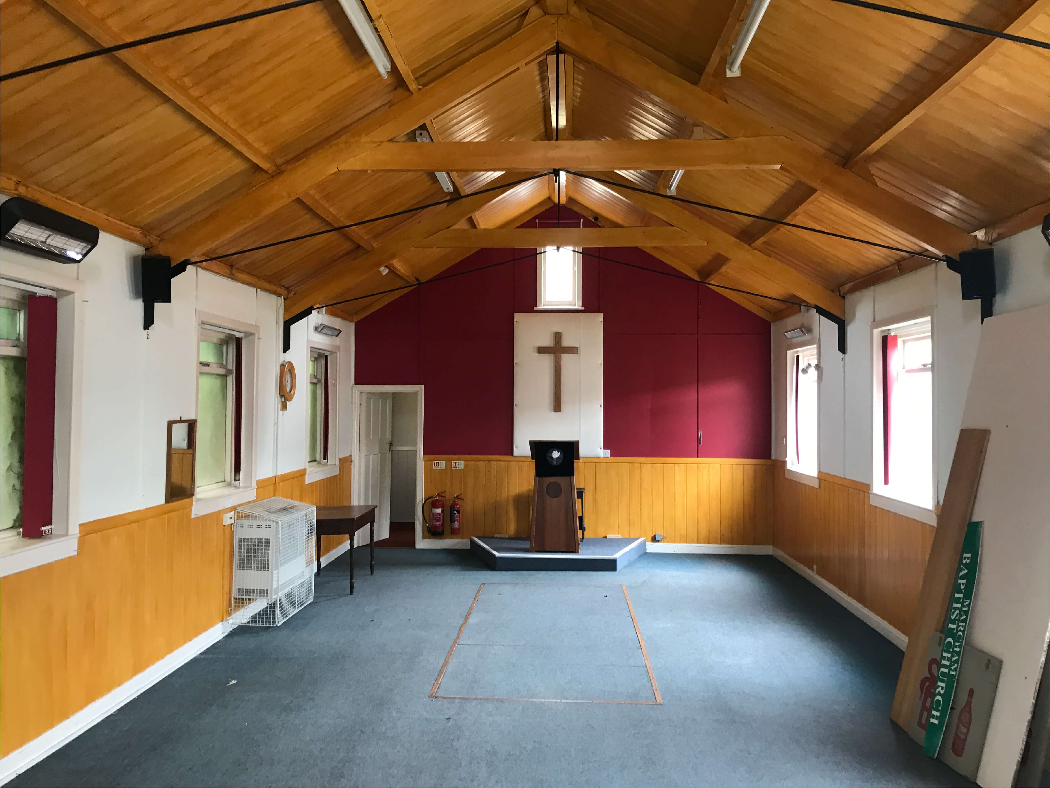 Marcham Baptist Church2