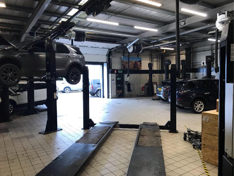 Bristol Land Rover2
